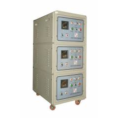 Bluebird Servo Triple Phase Air Cooled Voltage Stabilizers 40KVA
