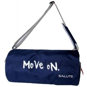 Salute Trendy 18 Litre Navy Blue Polyester Duffel Bag