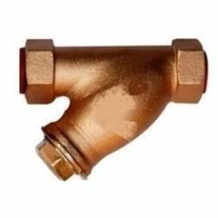 WJ Bronze Y Type Strainer, 65 mm