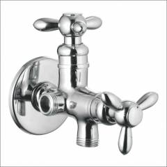 Kingsburry Tristar 2 in 1 Angular Faucet, BFS-563