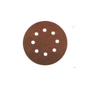 Omxe Sand Paper With Velcro, Size: 5 Inch (50 Pieces)