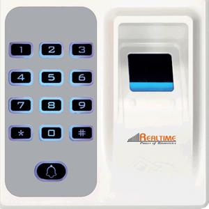 Realtime TD1D Biometric Attendance Machine with Access Control