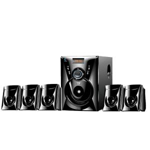 I kall TA-111 5.1 Channel Black Speakers