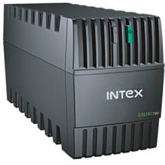 Intex Green 725 600va 3Plug UPS Inverter, Voltage: 230V