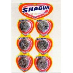Shagun Dil Se Scrubber Pad (Pack of 6)
