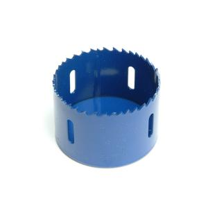 Fast Blue Extra Deep Carbon Alloy Steel Hole Saw Spare Blade, Size: 63.50 mm, Cutting Depth: 38 mm (Pack of 10)