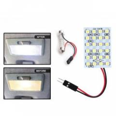 Evergreen 24 SMD LED Lights For All Cars