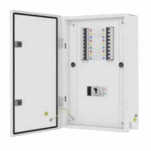 Benlo 8 Way MCCB Distribution Boards, BEMD 100F8