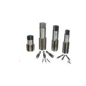Surja Carbon Steel Cut Thread Hand Taps B.S.W (Right Hand), Nominal Diameter: 1/8 in