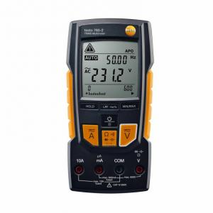 Testo 760-1 Digital Multimeter Set