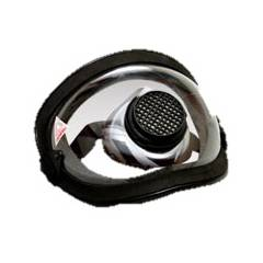 Escorts Bubble Face Shield With Nose Mask, MN-1004, Size: 7x12 in