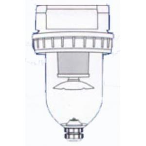 Air Champ 021 Filter, Pipe Size: 1/2 BSP