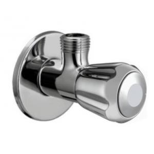 Snowbell Continental Brass Chrome Plated Angle Faucet