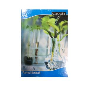 Classmate Biology Practical Notebooks (Pack of 6)
