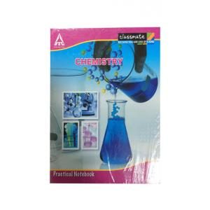 Classmate Chemistry Practical Notebooks (Pack of 6)