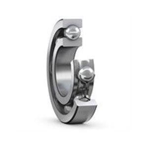 SKF 6005-2Z Open Deep Groove Ball Bearing, 25x47x12 mm