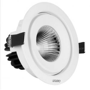 Legero Stella 14W 4000K Cool White LED Spotlight, LHR 55014