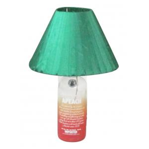 Aadhya Creations Absolute Orange Green Shade Table Lamp, AC13BL062C
