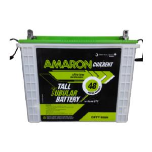 Amaron 165 Ah Tall Tubular Battery, AAM-TT-CR00165TT