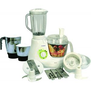 Crompton Greaves 600W CG-FP White Food Processor