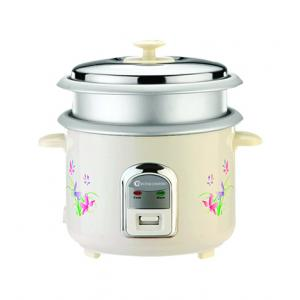 Rich & Comfort 2.8 Litre White Rice Cooker