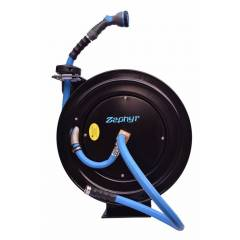 Zephyr 3/4 Inch Garden Hose Reel, Length: 50 ft