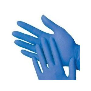 Max Pluss Non Latex Powder Free Nitrile Examination Gloves, Size: XS (Pack of 50 Pairs)