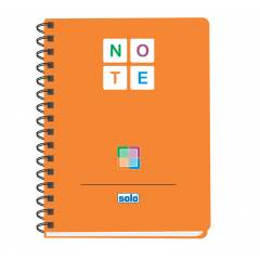Solo Note Book, NB578, Size: B5