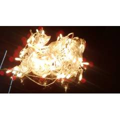 Blackberry Overseas 7m Yellow Colour Decorative Rice LED Light (Pack of 2)