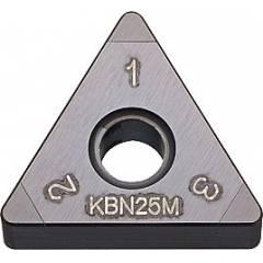 Kyocera TNGA160408S01225ME CBN Turning Insert, Grade: KBN525