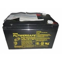 Exide 12Ah 12V Powersafe Plus Battery, EP12-12