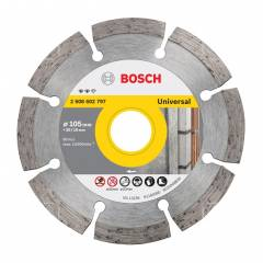 Bosch 105mm Universal Diamond Cutting Disc, 2608602797 (Pack of 10)