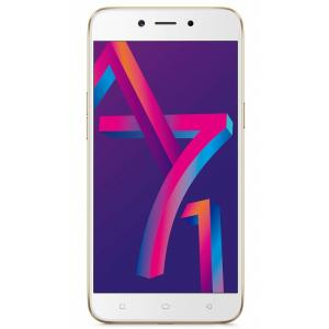 Oppo A71 with 3GB and 16GB Configuration