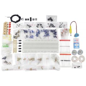 Electrobot AT-100 Electronic Components Project Kit