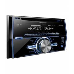 Pioneer FH-X389UB USB Double Din Car Stereo