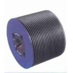 Fenner 425mm PM Section 16 Grooves Poly-V Pulley, TLB 4545