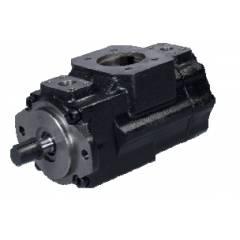 Yuken 390 LPM Double Vane Pump, HPV32M-14-35-F-LAAA-M1-S1-10