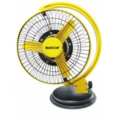Black Cat Stormy Wall Fan, Speed: 2800 rpm