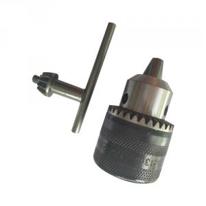 Yuri 13mm Heavy Duty Key Type Drill Chuck with thread, YDC13