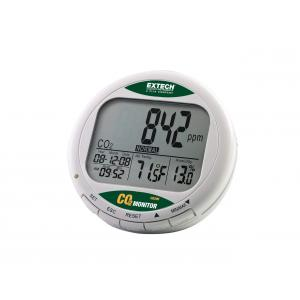 Extech Desktop Indoor Air Quality CO2 Monitor, CO200