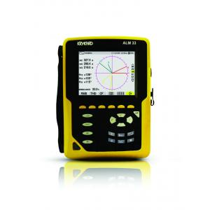 Krykard Three Phase Portable Power Quality Analyser Without CT, ALM 33