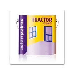 Asian Paints Tractor/Utsav Enamel, 0053 Gr-M6, Colour: PO Red, 1 L