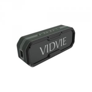 Vidvie Black Bluetooth Headset, SP906-GE