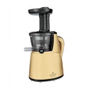 Max Star Vita Press 150W Golden Cold Press Juicer, CPJ02