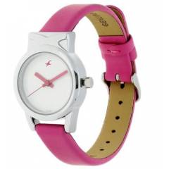 Fastrack NK6088SL01 Analog Watch for Women
