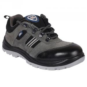 Allen Cooper AC-1156 Antistatic Steel Toe Safety Shoes, Size: 7
