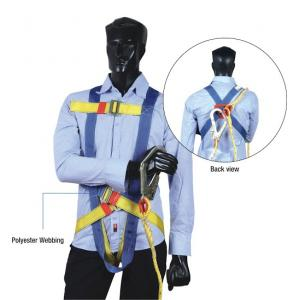 Arcon Double Rope Full body with Karabiner Hook Industrial Safety Belt, ARC-5114