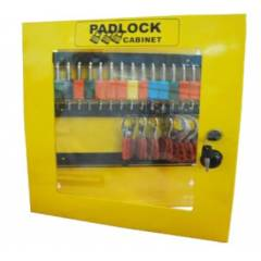 Asian Loto ALC-LTPS Cabinets With Tough Powder Coated Yellow Finish