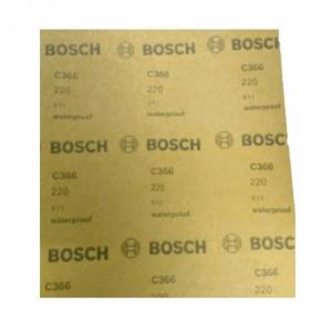 Bosch Eco 150 Grit Hand Sanding Sheet, Size: 230x280mm (Pack of 100)