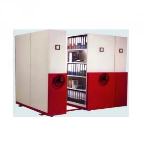 Aldon Stainless Steel Mobile Storage Compactor
